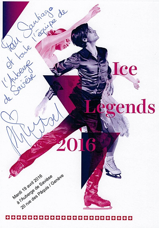 Ice Legends 2016