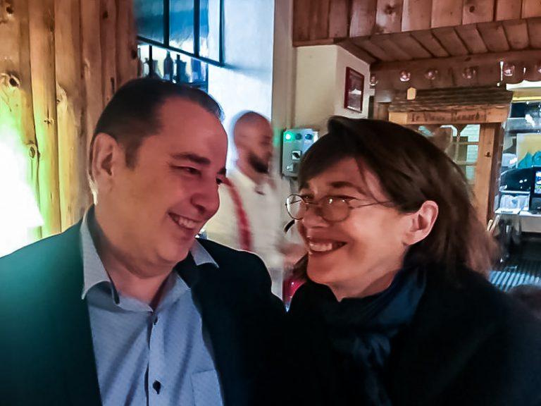 Santiago sous le charme de Jane Birkin