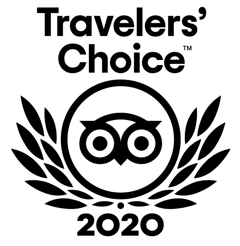 Trip Advisor Traveller's Choice 2020