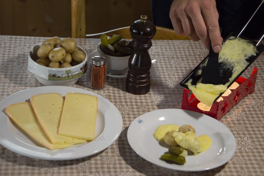 Auberge de Savièse / Kit PicNic Raclette