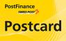PostFinance Postcard Logo