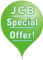 JCB Special Offer Logo